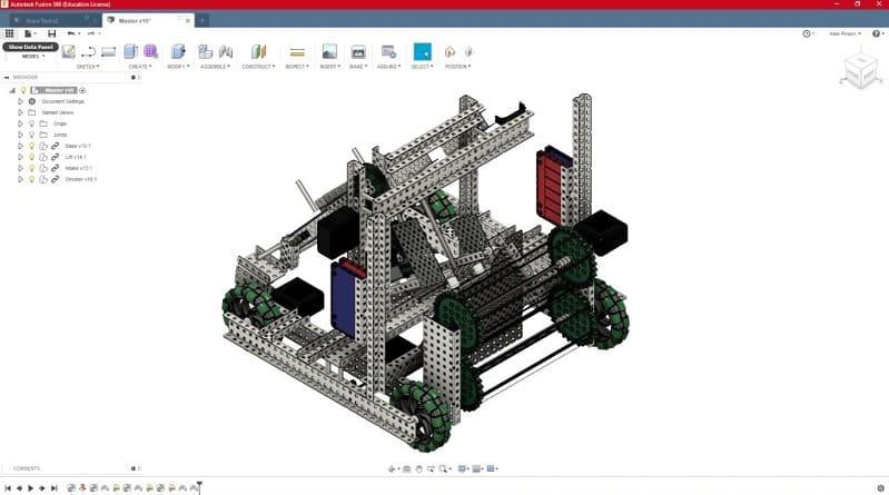 robotica con fusion 3D - 8 consejos para comenzar con la robótica