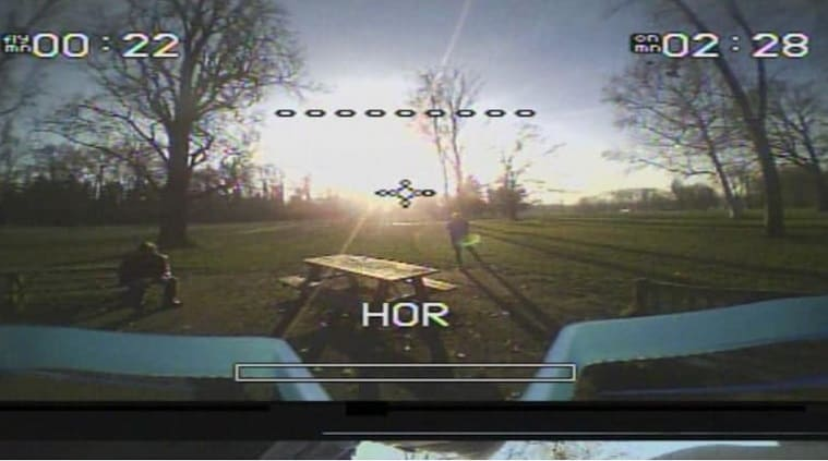 vision gafas DFY drone - Drones impresos en 3D de Thingiverse que vale la pena hacer