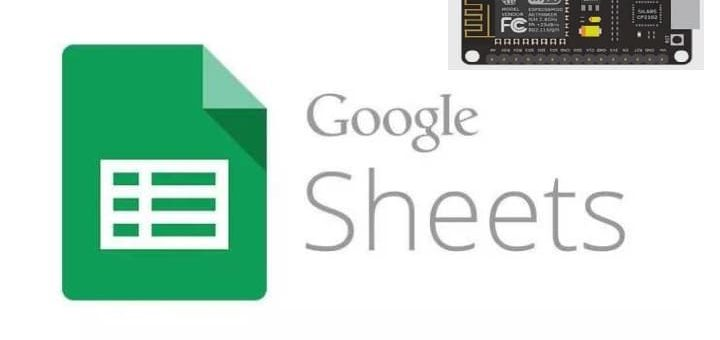 Cómo enviar datos de NodeMCU a Google Sheets
