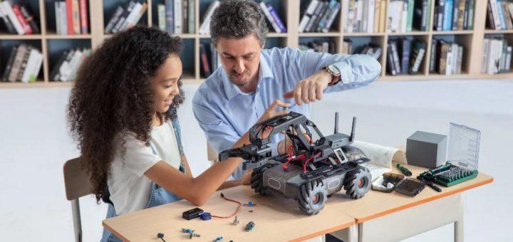 RoboMaster EP Core para educación