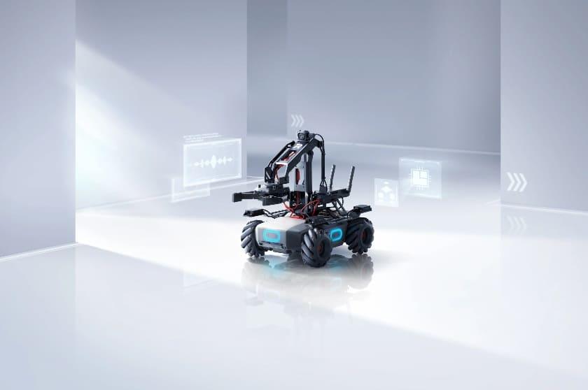 RoboMaster EP Core - DJI inicia su rama de educación, lanzando su robot educativo