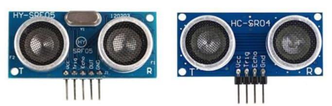 modulos de ultrasonidos - Controla tu PC con el sensor ultrasónico HC-SR04 y Arduino