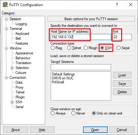 openmediavault5 guide c01 - Cómo convertir tu Raspberry Pi en NAS con OpenMediaVault