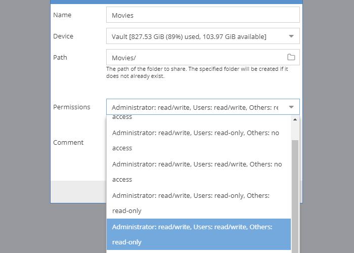 openmediavault5 guide h02 - Cómo convertir tu Raspberry Pi en NAS con OpenMediaVault