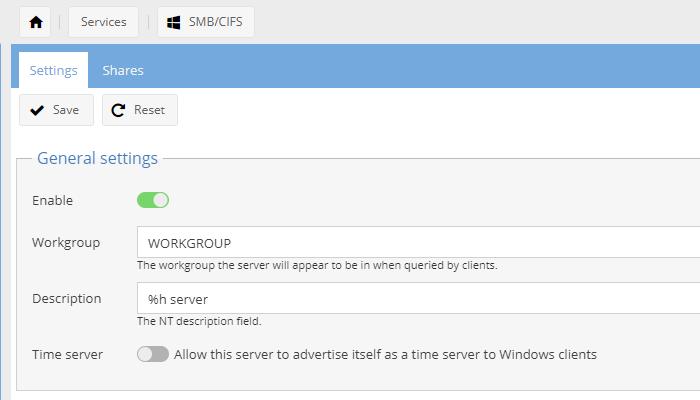 openmediavault5 guide i03 - Cómo convertir tu Raspberry Pi en NAS con OpenMediaVault