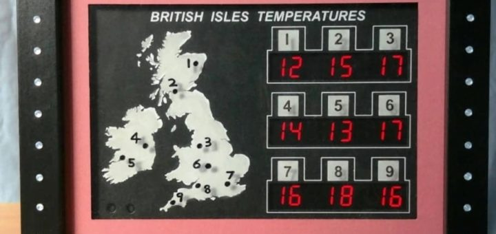 panel de temperaturas nodemcu