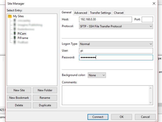 ssh over ftp with filezilla 1 - Cómo usar SSH en Windows: 5 sencillas maneras