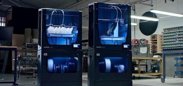 Las nuevas impresoras Epsilon y Sigma 3D de BCN3D