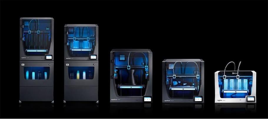 Nueva serie de impresoras Sigma 3D - Las nuevas impresoras Epsilon y Sigma 3D de BCN3D