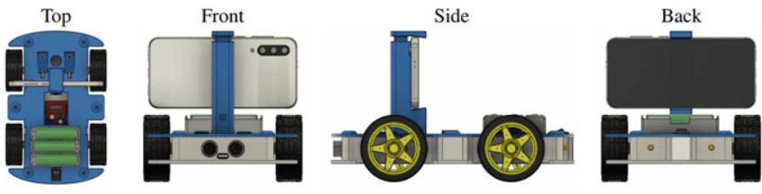 Pasted into OpenBot un robot de codigo abierto impreso en 3D por Intel 1 - OpenBot: un robot de código abierto impreso en 3D por Intel