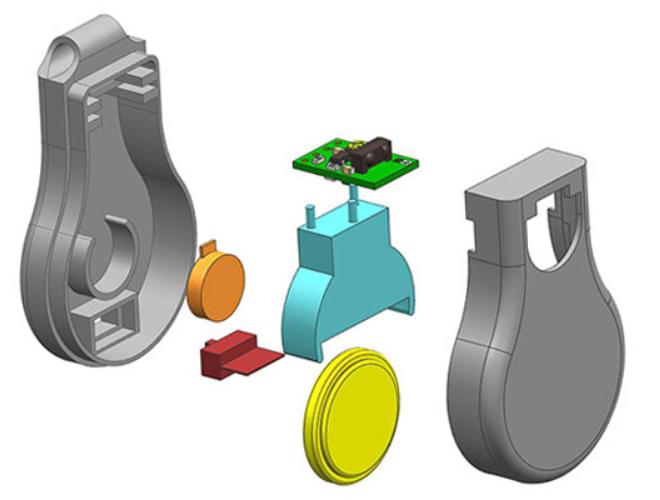 Pasted into Pulse de la NASA un collar impreso en 3D contra el COVID 19 - Pulse de la NASA, un collar impreso en 3D contra el COVID-19