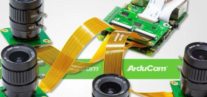 Adaptador de cámara múltiple para Raspberry Pi