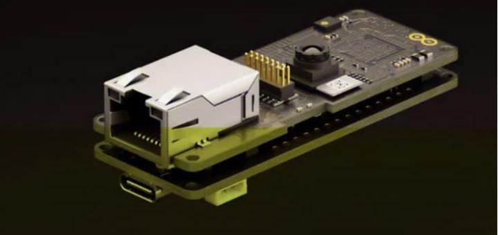 Arduino Portenta Vision Shield