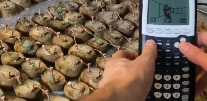 Jugando DOOM usando el poder de la patata y una Raspberry Pi