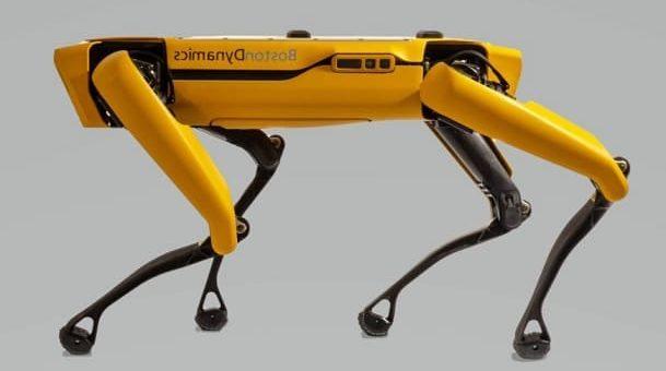 Boston Dynamics implementa un brazo al perro robot Spot