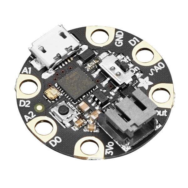 best microcontroller for wearables adafruit gemm - ¿Cuál es el Mejor Microcontrolador para cada Ocasión?