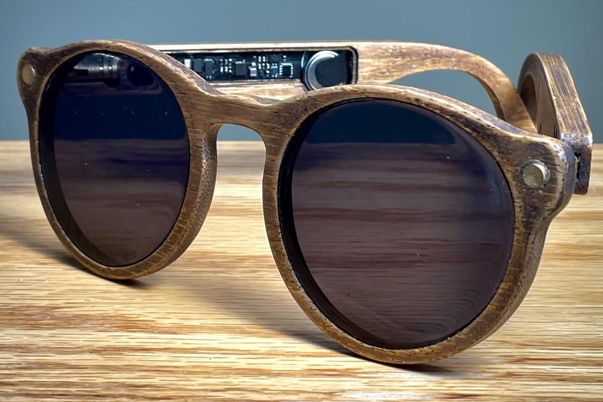 construidas desde cero las especificaciones se co - Gafas inteligentes DIY iluminan el camino correcto a seguir