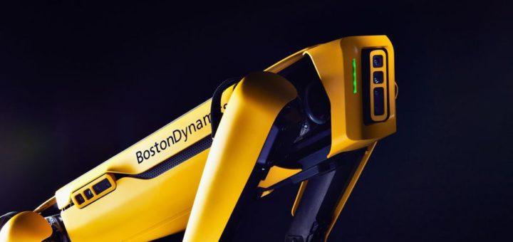 El robot Spot de Boston Dynamics