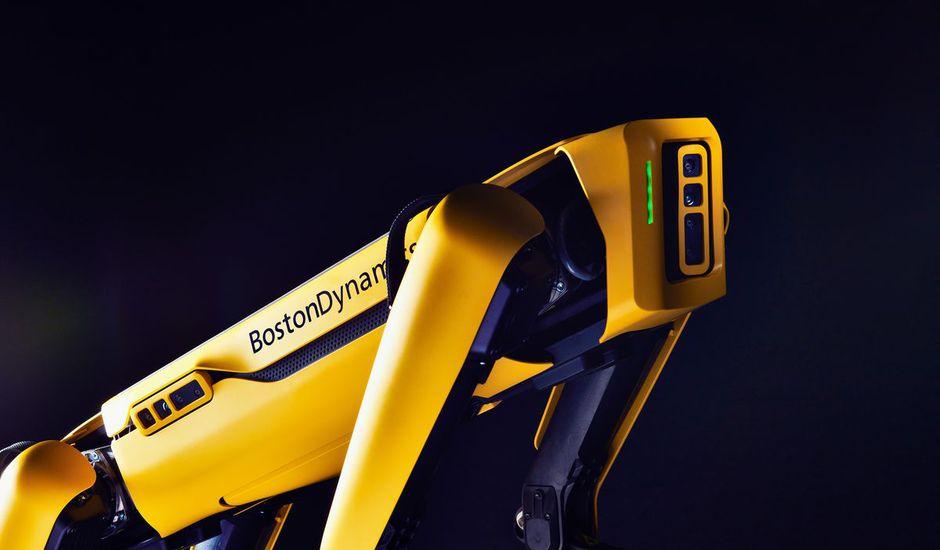 le robot spot de boston dynamics - Hyundai quiere comprar Boston Dynamics