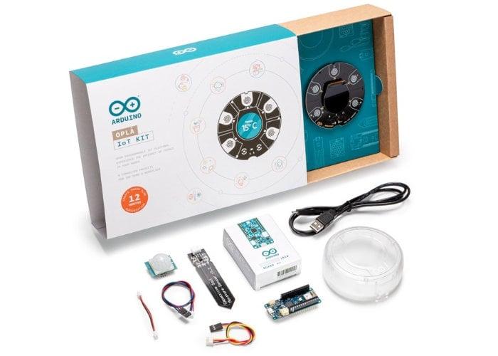 word image - Arduino Opla, el Kit de Arduino para el Internet de las Cosas