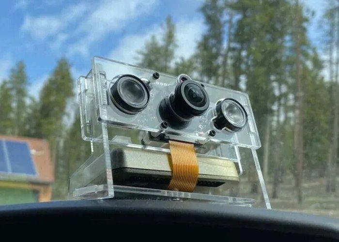 dashcam - Cómo hacer una cámara dashcam para tu coche con Raspberry Pi Zero W