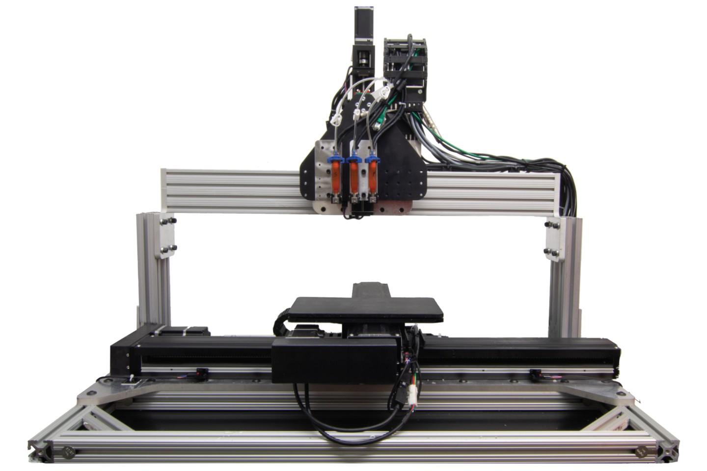 el prototipo de impresora 3d - El MIT desarrolla una impresora 3D de brillo variable
