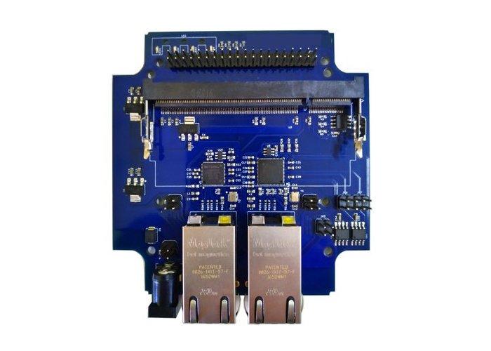raspberry pi development board - PiGWay un router con tecnología Raspberry Pi Compute