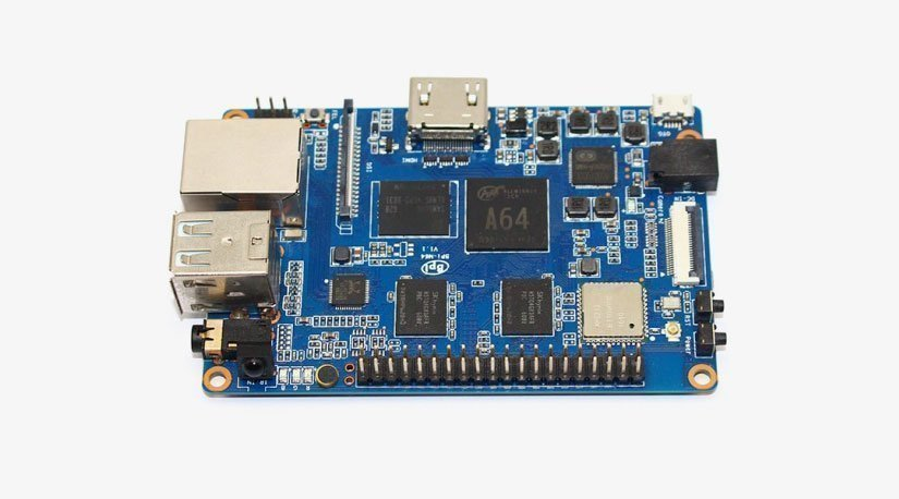 best alternatives for raspberry pi banana pi m 6 - Las mejores alternativas a la Raspberry Pi
