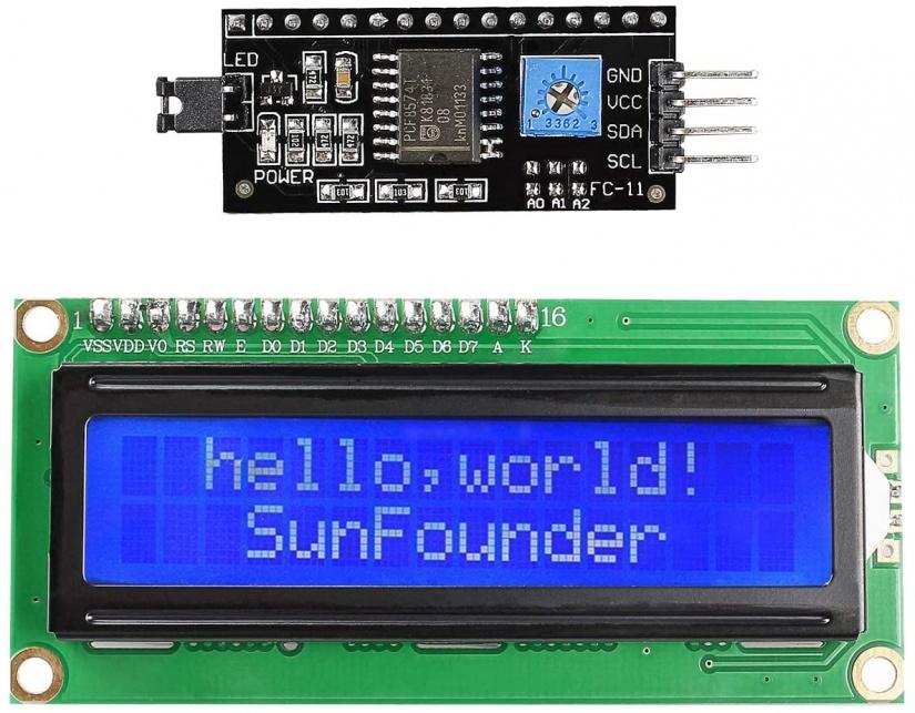 los mejores accesorios arduino arduino lcd - Los 11 mejores accesorios para Arduino