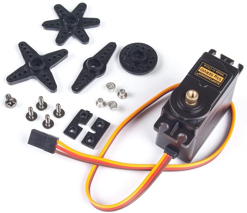 los mejores accesorios arduino servo - Los 11 mejores accesorios para Arduino