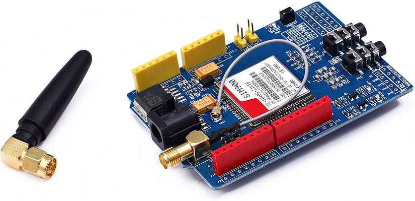 mejores accesorios arduino gsm - Los 11 mejores accesorios para Arduino