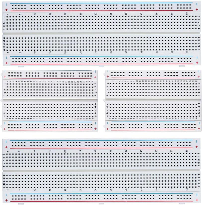 mejores accesorios arduino tablero de pan - Los 11 mejores accesorios para Arduino