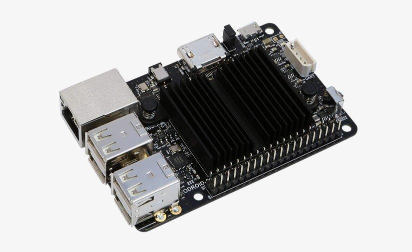 odroid c2 mejores alternativas de frambuesa pi - Las mejores alternativas a la Raspberry Pi