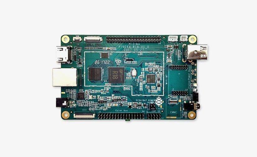 pino a64 lts mejores alternativas de frambuesa p - Las mejores alternativas a la Raspberry Pi