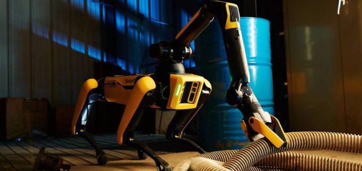 Boston Dynamics presenta la versión remasterización de Spot