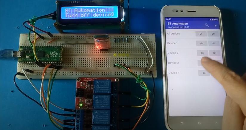 pi pico bluetooth - Raspberry Pi Pico, análisis e introducción