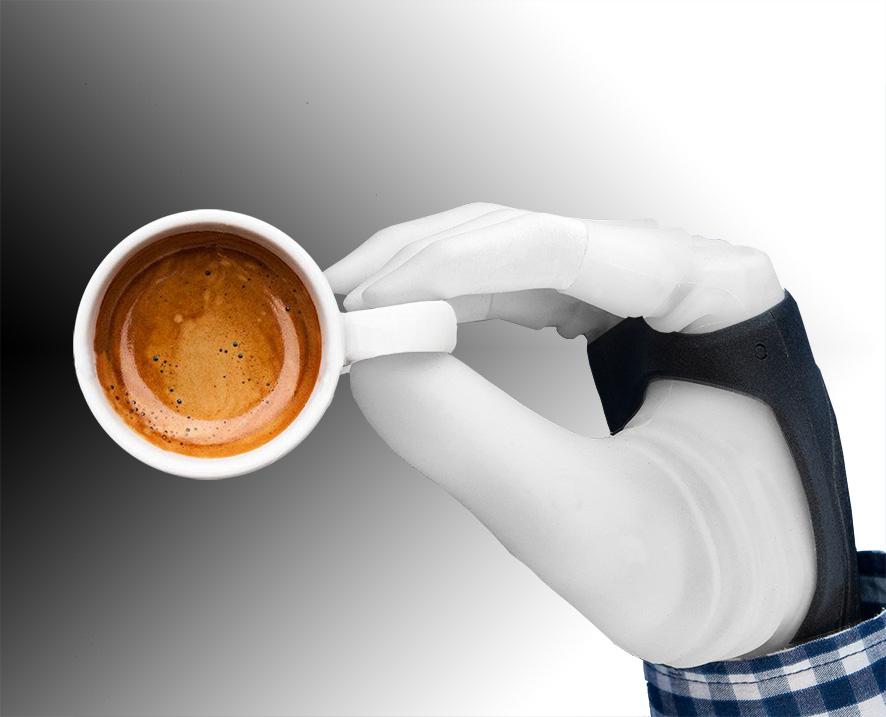 word image 4 - Mia, la mano robótica creada con CAD e impresión 3D