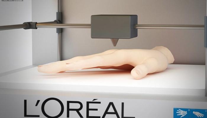 3d printed organs loreal skin - Bioimpresión en 3D, 6 órganos y proyectos impresos en 3D