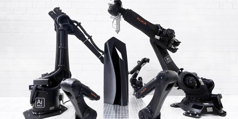 ai construir brazos roboticos de impresion 3d - Por qué la impresión 3D y la robótica son una combinación perfecta
