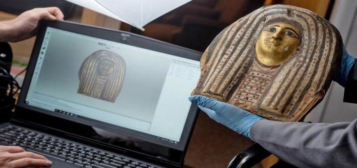 Artefactos de escaneo 3D