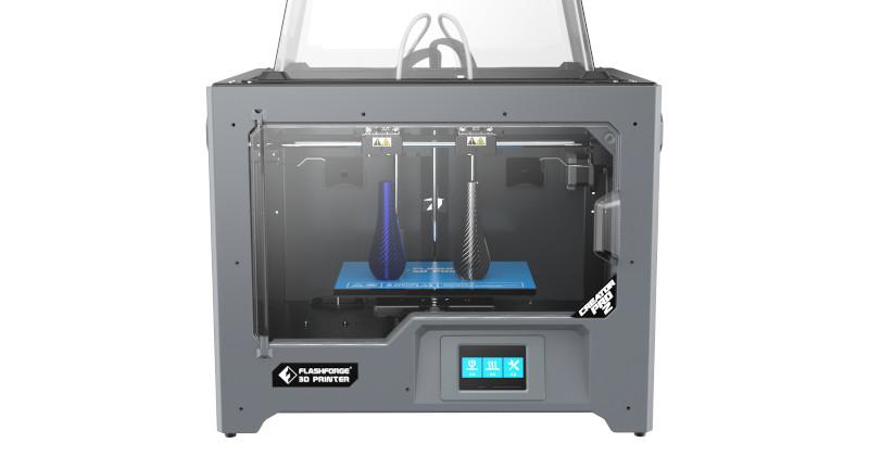 creador de flashforge pro 2 - Top Las Mejores impresoras 3D de 2021 para todos los precios