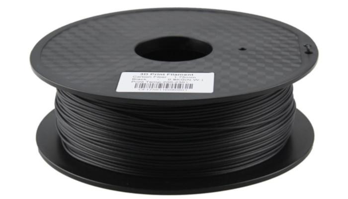 fibra de carbono de filamento de impresora 3d llen - La guía completa de los mejores filamentos para impresoras 3D