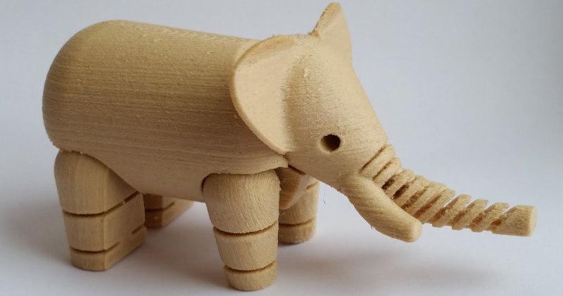 filamento de madera - La guía completa de los mejores filamentos para impresoras 3D