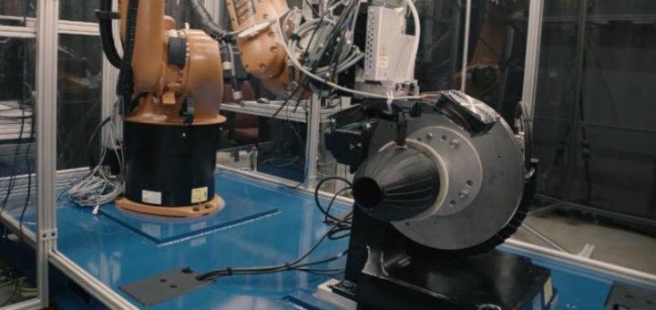 Robótica de impresión 3D stratasys