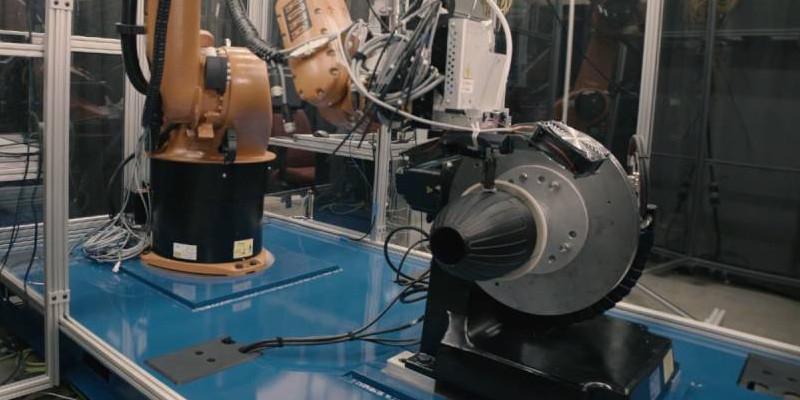 robotica de impresion 3d stratasys - Por qué la impresión 3D y la robótica son una combinación perfecta