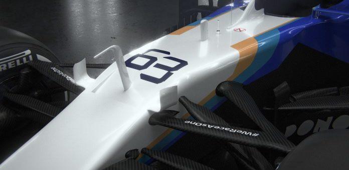impresion 3d en Fórmula 1
