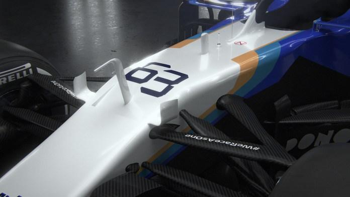 word image - Williams Racing lleva la impresión 3D de polímero rápido de Nexa3D a la Fórmula 1