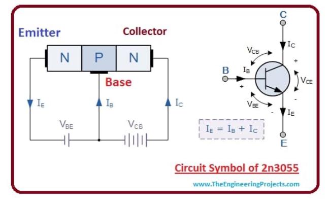 Pasted into 2n3055 Que es el transistor bipolar NPN - 2n3055 Que es el transistor bipolar NPN