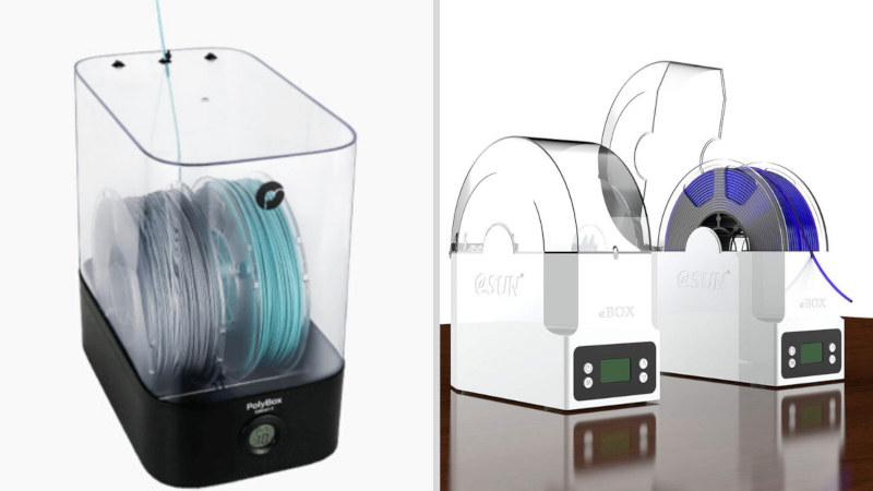 abs filament containers - Filamento ABS: La Guía completa (y las mejores impresoras 3D ABS)