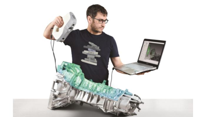 artec eva escanear una pieza - Los 10 mejores escáneres 3D en Todos los rangos de precios